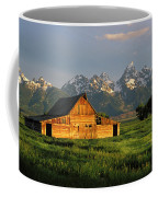 Grand Teton National Park , Wyhomestead Coffee Mug