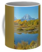 Grand Teton National Park 3 Coffee Mug