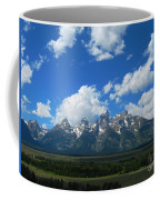 Grand Teton National Park Coffee Mug