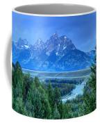 Grand Teton  - Snake River Overlook  Coffee Mug