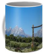 Grand Teton Ranch Coffee Mug