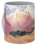 Grand Tetons Coffee Mug