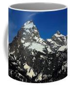 Grand Tetons Wyoming Coffee Mug