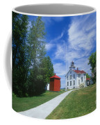 Grand Traverse Lighthouse Coffee Mug