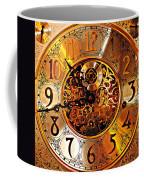 Grandfather Time Hdr Coffee Mug