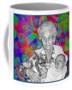 Grandma And Rose Coffee Mug