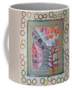 Grandma In A Tree - Framed Coffee Mug