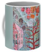 Grandma In A Tree Coffee Mug