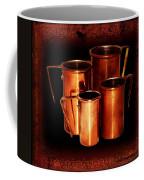 Grandma's Kitchen-copper Measuring Cups Coffee Mug