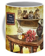 Grandma's Kitchen Coffee Mug by Mo T