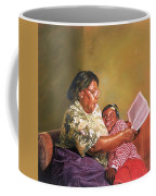 Grandmas Love Coffee Mug by Colin Bootman