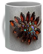 Grandmas Topaz Brooch - Treasured Heirloom Coffee Mug