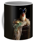 Grandmother's Lace Cloth Coffee Mug