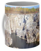 Granite Quarry, Barre, Vermont Coffee Mug