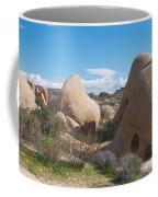 Granite Rock Formations Coffee Mug