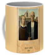 Grant Wood 1 Coffee Mug