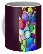 Grape De Chine Coffee Mug