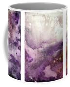 Grape Impressions Original Madart Painting Coffee Mug