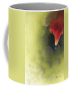 Grape Leaf Water Drop Coffee Mug