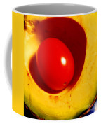 Grape Tomato And Avocado Coffee Mug