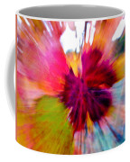 Grape Vine Burst Coffee Mug