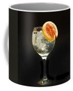 Grapefruit Gin Tonic Coffee Mug