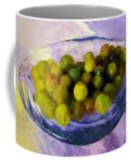 Grapes On The Half Shell Coffee Mug
