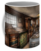 Graphic Artist - Upper And Lower Case  Coffee Mug by Mike Savad