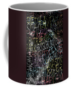 Graphic New York 3b Coffee Mug