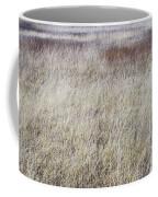 Grass Abstract Coffee Mug