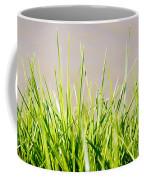 Grass Blades Coffee Mug