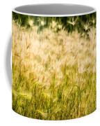 Grass Feathers Coffee Mug