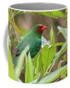 Grass-green Tanager Coffee Mug