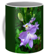 Grass Pink Orchid Coffee Mug