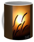 Grasses At Sunset - 2 Coffee Mug