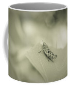 Grasshopper - Dreamers Garden Series Coffee Mug