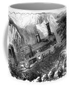 Grassi Locomotive, 1857 Coffee Mug