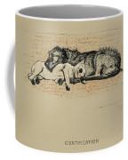 Gratification, 1930, 1st Edition Coffee Mug