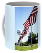 Gratitude Coffee Mug by Cricket Hackmann