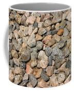 Gravel Stones Coffee Mug