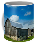 Gray Barn Coffee Mug