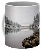 Gray Day In Lake Oswego Coffee Mug