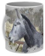 Old Gray Coffee Mug