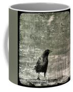 Abstract Gray Coffee Mug