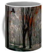Gray Mirage Coffee Mug