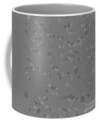 Gray Mosaic Coffee Mug