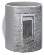Gray Window Coffee Mug