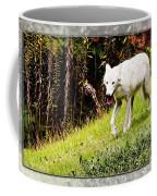 Gray Wolf 2 Coffee Mug