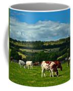 Grazing Cows Coffee Mug