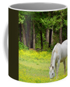 Grazing In Golden Fields Coffee Mug